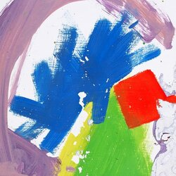 Alt-J This Is All Yours coloured YELLOW/RED vinyl 2 LP download, gatefold