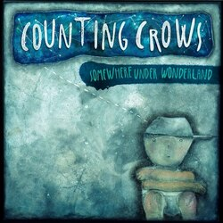 Counting Crows Somewhere Under vinyl LP + download, gatefold