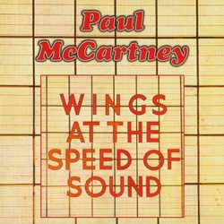 Wings At The Speed Of Sound remastered 180gm vionyl 2 LP gatefold