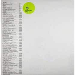 Aphex Twin Syro vinyl 3LP set in six panel gatefold sleeve, download