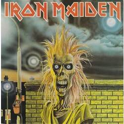 Iron Maiden Iron Maiden 180gm vinyl LP