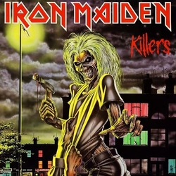 Iron Maiden Killers 180gm vinyl LP