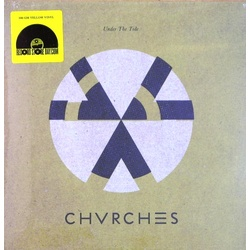 Chvrches Under The Tide RSD translucent yellow vinyl 12""