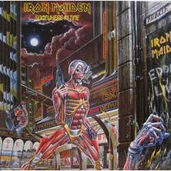 Iron Maiden Somewhere In Time 180gm vinyl LP