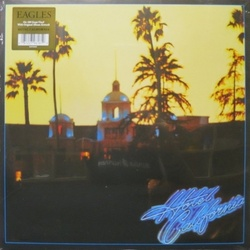 Eagles Hotel California 180gm vinyl LP +poster