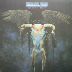 Eagles One Of These Nights reissue 180gm vinyl LP
