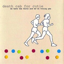 Death Cab For Cutie We Have The Facts reissue 180gm vinyl LP + download