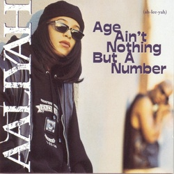 Aaliyah Age Ain't Nothin' But A Number 180gm vinyl 2 LP