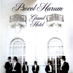 Procol Harum Grand Hotel Deluxe vinyl 2LP