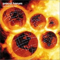 Procol Harum Well's On Fire deluxe vinyl 2LP