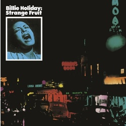 Billie Holiday Strange Fruit reissue 180gm vinyl LP
