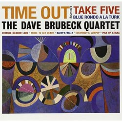 Dave  Brubeck Quartet Time Out 180gm vinyl LP