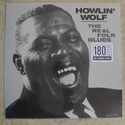 Howlin' Wolf Real Folk Blues 180gm vinyl LP