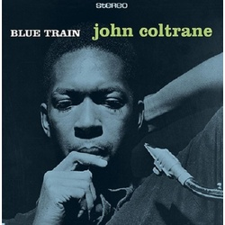 John Coltrane Blue Train reissue 180gm vinyl LP