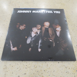 "Johnny Marr I Feel You RSD limited numbered 7"" single"