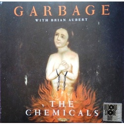 "Garbage Chemicals On Fire RSD limited edition 10"" EP"