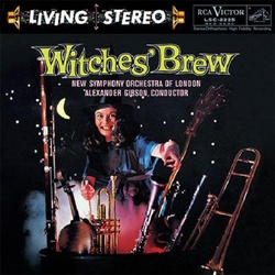 Alexander Gibson Witches Brew Analogue Productions vinyl LP