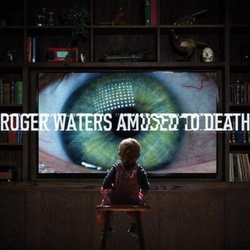 Roger Waters Amused To Death Analogue Productions rmstd 200gm vinyl 2 LP