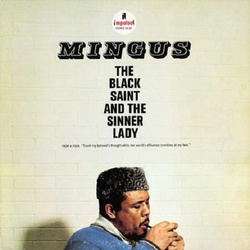 Charles Mingus Black Saint & Sinner Lady Analogue Productions vinyl 2 LP 45rpm