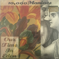 10,000 Maniacs Our Time In Eden limited 180gm vinyl LP
