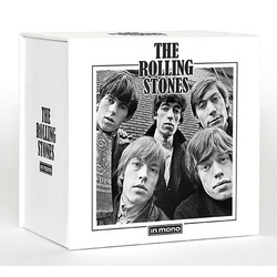 Rolling Stones In Mono limited numbered 180gm vinyl 16 LP box set