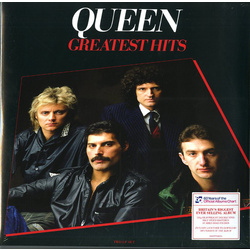 Queen Greatest Hits 1 remastered 180gm vinyl 2 LP +download, gatefold