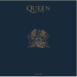 Queen Greatest Hits 2 remastered 180gm vinyl 2 LP +download, gatefold