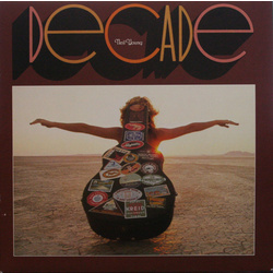 Neil Young Decade RSD 2017 limited remastered vinyl 3 LP