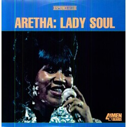 Aretha Franklin Lady Soul vinyl LP