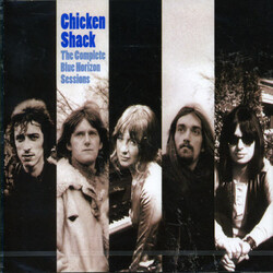 Chicken Shack Complete Blue Horizon Sessions (Eng) (Uk) 3 CD