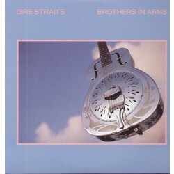 Dire Straits Brothers In Arms 180gm vinyl 2 LP g/f