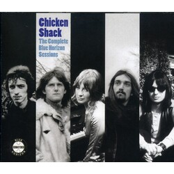 Chicken Shack Complete Blue Horizon Sessions (Rmst) 3 CD
