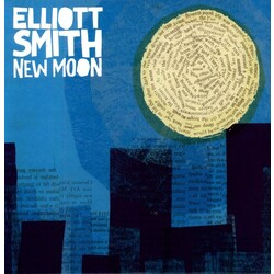 Elliott Smith New Moon vinyl LP