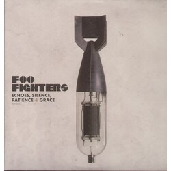 Foo Fighters Echoes Silence Patience & Grace vinyl LP