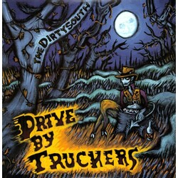 Drive-By Truckers Dirty South vinyl LP