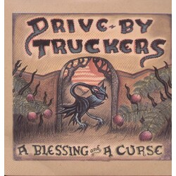 Drive-By Truckers Blessing & Curse vinyl LP