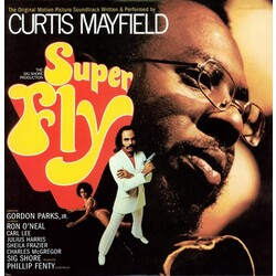 Curtis Mayfield Super Fly vinyl LP