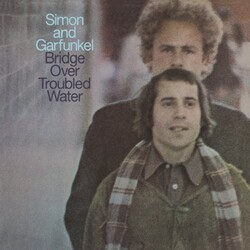 Simon & Garfunkel Bridge Over Troubled Water vinyl LP