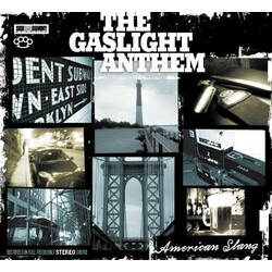 Gaslight Anthem American Slang w/download vinyl LP