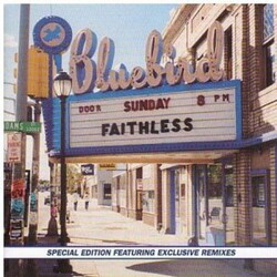Faithless Sunday 8Pm 180g vinyl LP
