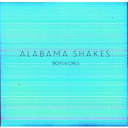 Alabama Shakes Boys & Girls (Bonus Tracks) (Dlcd) vinyl LP