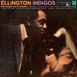 Duke Ellington Indigos limited 180Gm vinyl LP