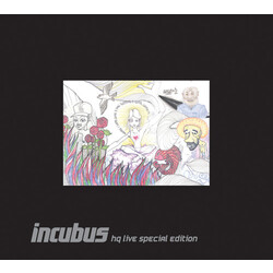 Incubus Incubus Hq Live (W Dvd) (Spec) 3 CD