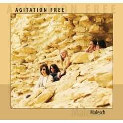 Agitation Free Malesch vinyl LP