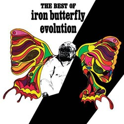 Iron Butterfly Evolution The Best Of The Iron Butterfly ltd vinyl L