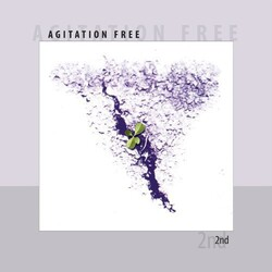 Agitation Free 2Nd vinyl LP