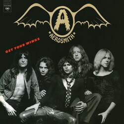 Aerosmith Get Your Wings Remastered 180g vinyl LP