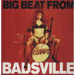 Cramps Big Beat From Badsville UK vinyl LP