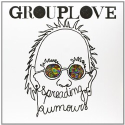 Grouplove Spreading Rumours w/download vinyl LP
