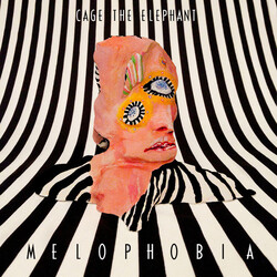 Cage The Elephant Melophobia w/download 180g vinyl LP